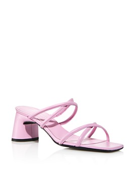 Dorateymur - Women's Arena Slip On Strappy Sandals