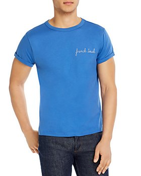Maison Labiche - Classic French Touch Cotton Embroidered Tee