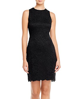 Sam Edelman - Lace Sheath Dress