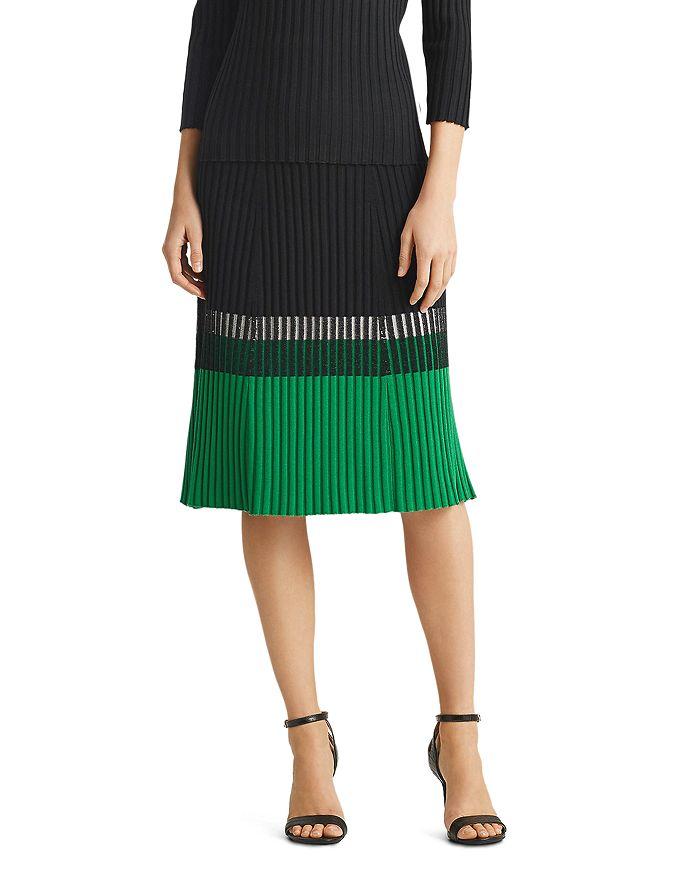 Ralph Lauren - Color-Block Skirt