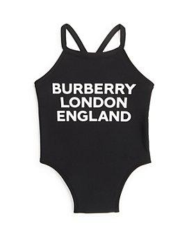 Burberry - Girls' Logo Swimsuit - Baby