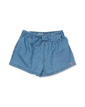 Pink Chicken - Girls' Camp Cotton Bow Shorts - Big Kid