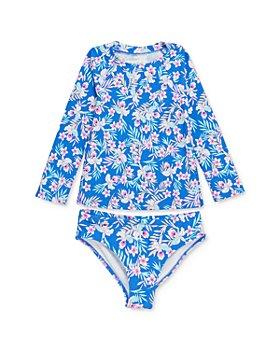 Sovereign Code - Girls' Bondi Tropicals Two-Piece Swimsuit - Little Kid, Big Kid