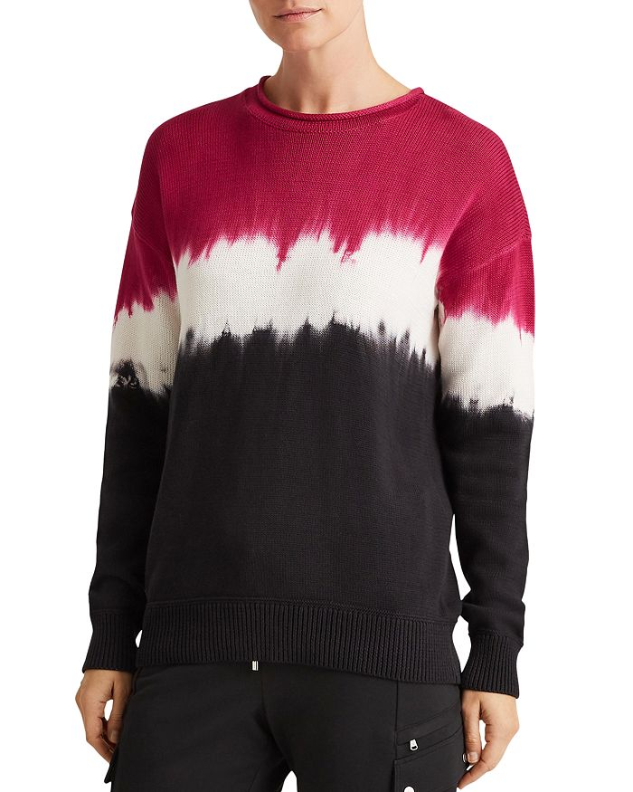 Ralph Lauren - Tie-Dye Sweater