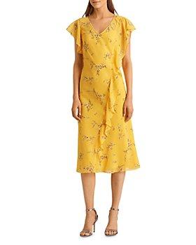 Ralph Lauren - Floral Georgette Dress