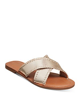 Jack Rogers - Women's Sloane Crossband Slip On Sandals