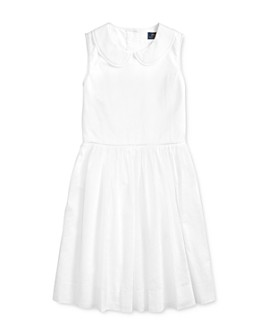 Ralph Lauren - Girls' Cotton Voile Dress - Big Kid