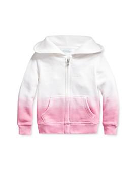 Ralph Lauren - Girls' Tie-Dyed Hoodie - Baby