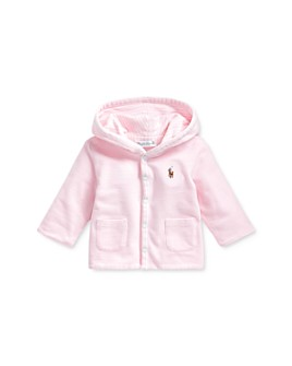 Ralph Lauren - Girls' Reversible Hooded Jacket - Baby