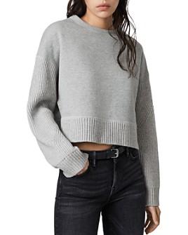 ALLSAINTS - Perla Cropped Sweater