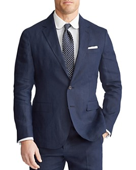 Polo Ralph Lauren - Linen Polo Soft Fit Sport Coat