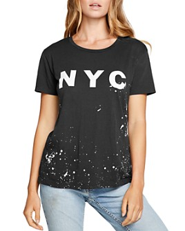 CHASER - Paint Splatter NYC Tee