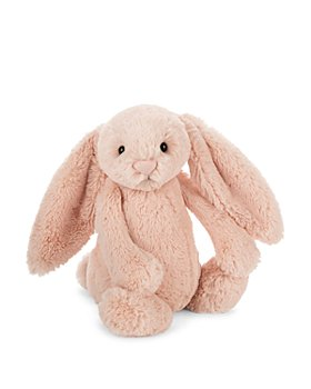 Jellycat - Bashful Blush Bunny Medium Plush Toy - Ages 0+