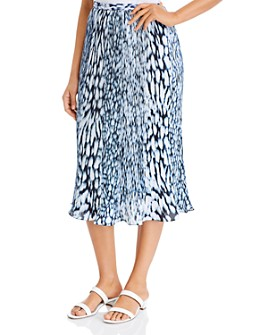 Elie Tahari - Alex Printed Skirt