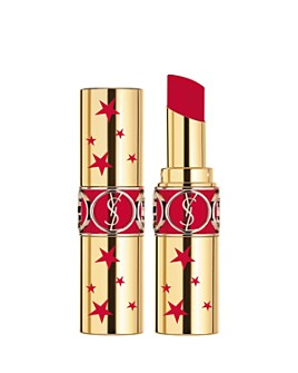 Yves Saint Laurent - Rouge Volupte Shine Limited Edition Star Collectors