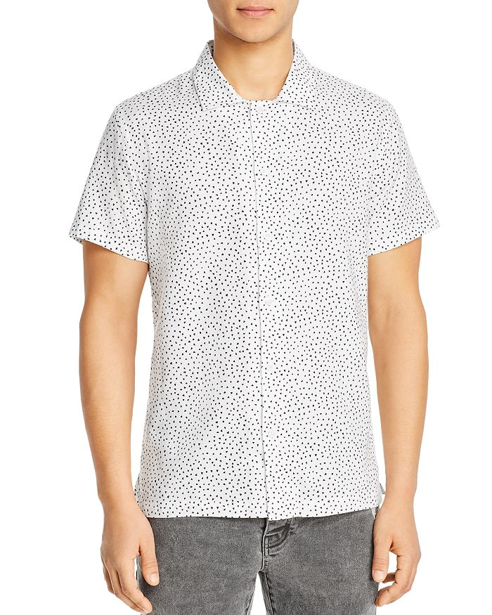 7 For All Mankind - Triangle Print Shirt