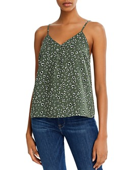 Jack by BB DAKOTA - That's The Spot Printed Sleeveless Top