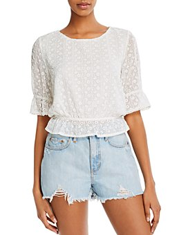 BB DAKOTA - Cloud Nine Chiffon Top