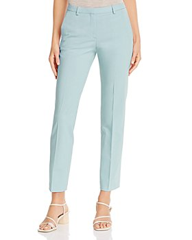 Theory - Hartsdale Wool-Blend Stretch Pants