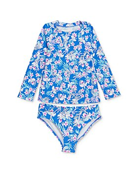 Sovereign Code - Girls' Bondi Floral-Print Rash Guard & Bottoms Set - Baby