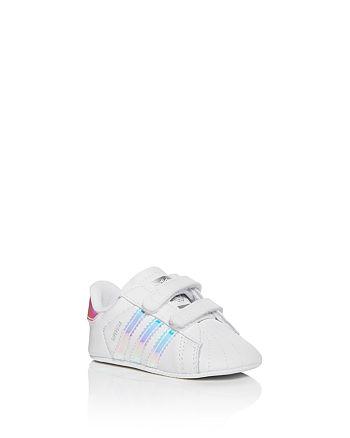 Adidas - Unisex Superstar Crib Shoes - Baby