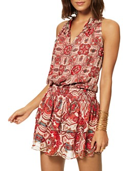 Ramy Brook - Brady Printed Mini Dress