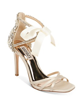 Badgley Mischka - Women's Joanie Strappy High-Heel Sandals