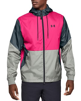 Under Armour - Color-Block Regular Fit Field House Jacket