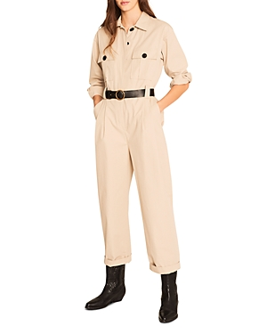 ba & sh Clothilde Cotton Jumpsuit-Women