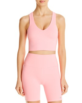 Alo Yoga - Low-Impact Bra Tank Top