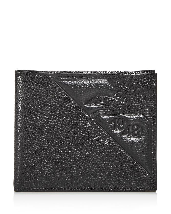 Longchamp - Le Foulonné Leather Bi-Fold Wallet