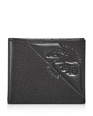 Longchamp Le Foulonne Leather Bi-Fold Wallet