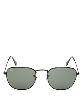 Ray-Ban - Unisex Frank Square Sunglasses, 51mm