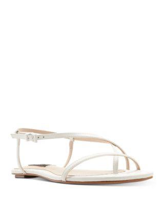 Aqua Women's Lory Flat Strappy Sandals