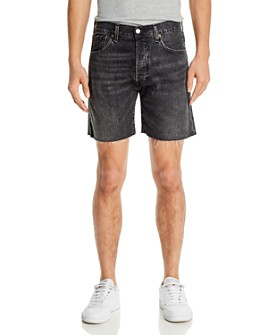 Levi's - 501 93 Cut-Off Denim Straight Fit Shorts in Antipasto