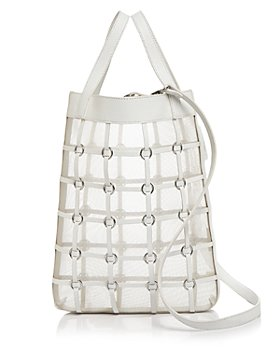 3.1 Phillip Lim - Billie Mini Twisted Cage Leather Tote