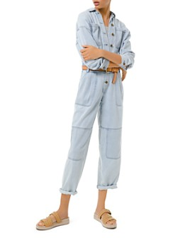 MICHAEL Michael Kors - Chambray Jumpsuit