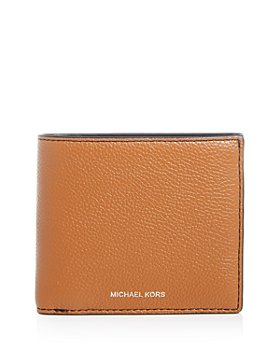 Michael Kors - Mason Pebbled Leather Bi-Fold Wallet