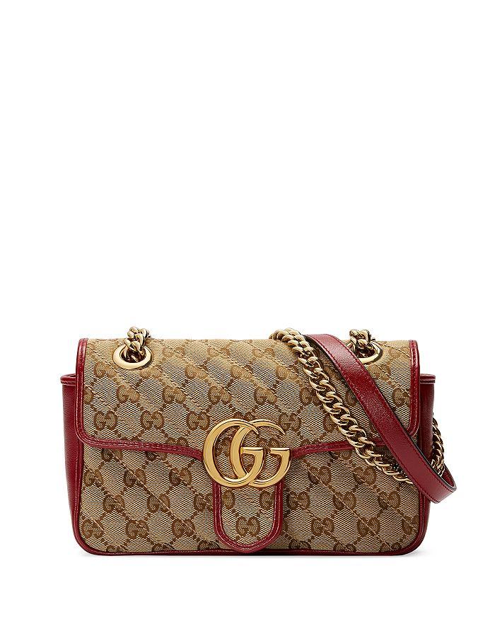 Gucci - Marmont GG Canvas Mini Bag