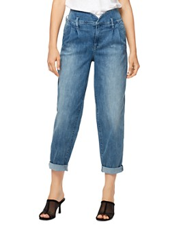 Sanctuary - Hanne High-Rise Tapered Jeans in Drifter