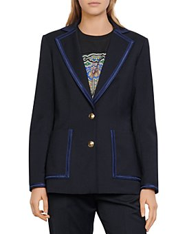 Sandro - Haney Tailored Blazer
