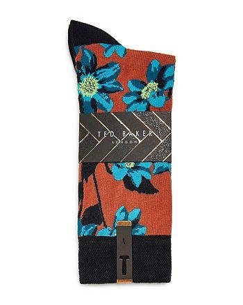Ted Baker - MXS Gig Floral Socks