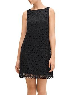 kate spade new york - Leaf Lace Shift Dress