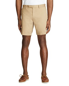 Polo Ralph Lauren - 9.5-Inch Performance Stretch Straight Fit Shorts - 100% Exclusive