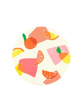 kate spade new york - Citrus Celebration Melamine Dinner Plate