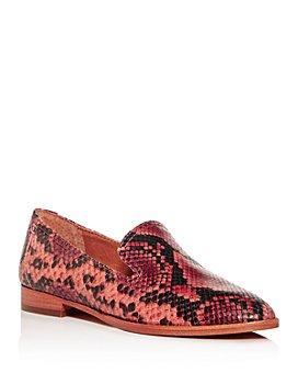 Frye - Women's Grace Venetian Almond-Toe Flats
