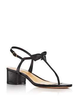 Alexandre Birman - Women's Clarita T-Strap Sandals