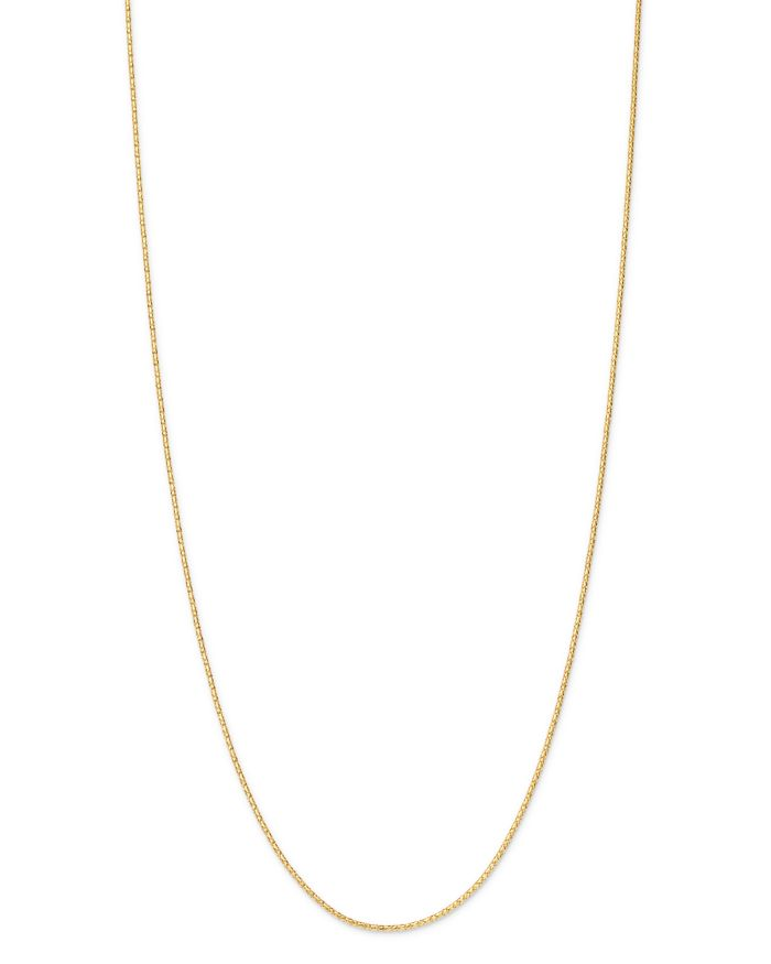 """Bloomingdale's Bloomingdale's Bird Cage Link Chain Necklace in 14K Yellow Gold, 20"""" - 100% Exclusive    Bloomingdale's"""