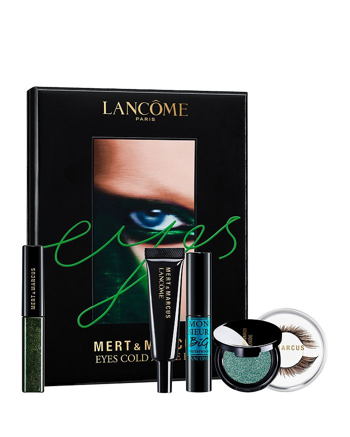 Lancôme - Limited Edition Eyes Cold as Ice Kit - 100% Exclusive