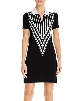 PAULE KA - Mini Shirt Dress